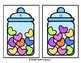 Candy Jar Supportive Counting Mats