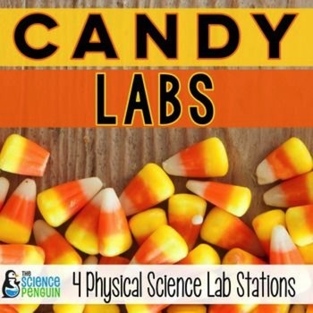 Halloween Science: Candy Labs