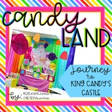 Candy Land: A Journey to King Candy's Castle