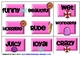 Candy Land Adjective Game