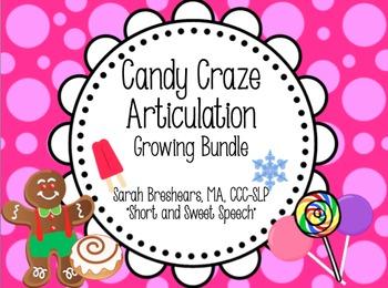 Candy Craze Articulation Growing Bundle