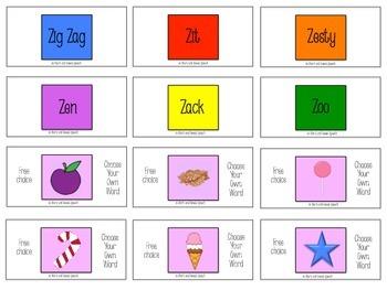 Candy Craze Articulation: /z/