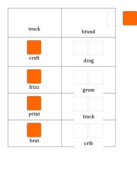Candy Land Center with R Blends