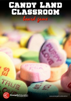 Candy Land Classroom Board Game