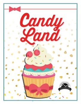 Candy Land - Crystals Lab {Editable}