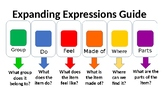 Candy Land - Expanding Expressions Language Cards
