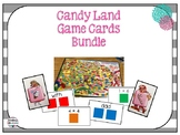 Candy Land Game Cards Bundle