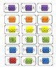 Candy Land Game Pieces (1R IRLA Tricky Words)
