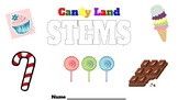 Candy Land Greek and Latin STEMS Bundle