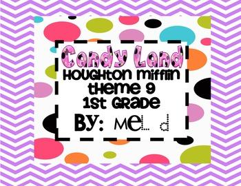 Candy Land Houghton Mifflin Theme 9-Grade 1