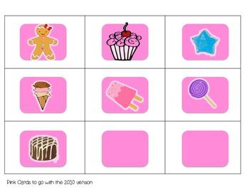 Candy Land Journey's Unit 3-1st Grade