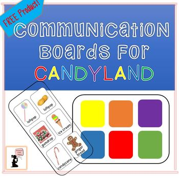 Candy Land Board Game Teaching Resources Teachers Pay Teachers