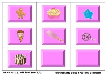Candy Land Long  U (u_e, -ue, -ew, +) Game