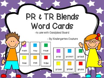 PR & TR Blends