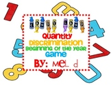 Candy Land Quantity Discrimination BOY Game