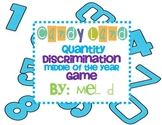 Candy Land Quantity Discrimination MOY Game