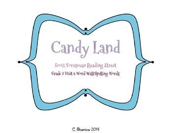 Candy Land - Scott Foresman Reading Street Unit 5