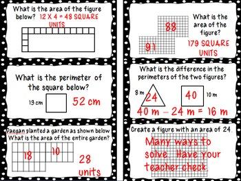 Candy Land STAAR Review- 3rd Grade Math