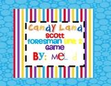 Candy Land Scott Foresman (Reading Street) Unit 2-1st Grade