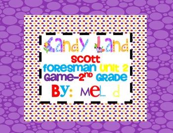 Candy Land Scott Foresman (Reading Street) Unit 2-2nd Grade