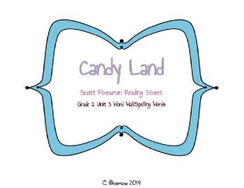 Candy Land - Scott Foresman Reading Street Unit 3