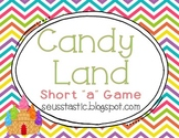 """Candy Land Short """"A"""" Game"""