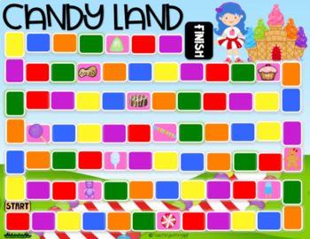 photograph relating to Printable Candyland Cards named Sweet Land Sight Term Match-Frys 1st 100 HFW