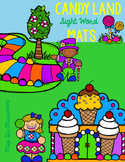 Candy Land Sight Word Mats: 1st Grade Edition