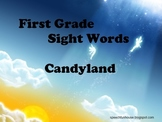 Candy Land Sight Words Cards