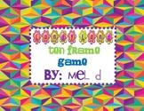 Candy Land Ten Frame Game