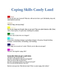 Candy Land for Anxiety and Coping Skills
