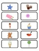Candy Land game cards - Syllables