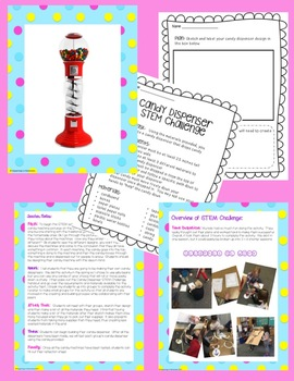 STEM Challenge - Build your Own Candy Machine
