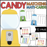 Candy Matching Mats and Activity Cards (Patterns, Colors,