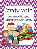 Candy Math Printables Addition, Subtraction, and Number Sense