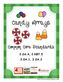 Candy Math Arrays for the Common Core