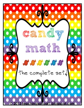Candy Math - Complete Set