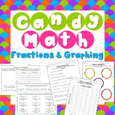Candy Math- Fractions and Graphing