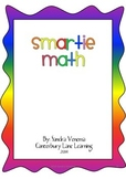 Smartie Math Graphing Activity