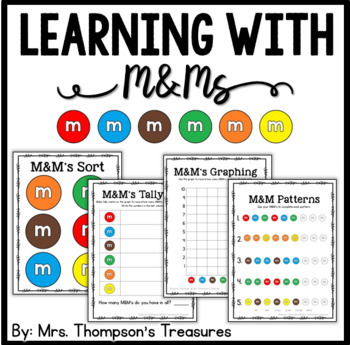 Candy Math {Graphing, Sorting, Patterns & More}