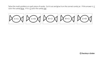 Candy Math: How Sweet it Is!