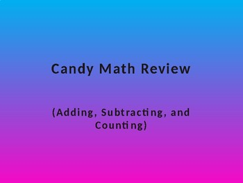 Candy Math Interactive Review