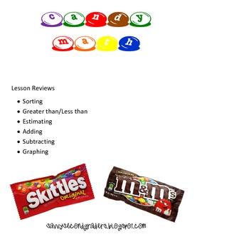 Candy Math: Skittles/M&M's