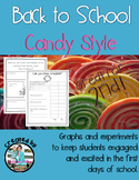 Candy Math and Science Back to School