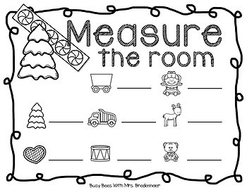Candy Measure the Room