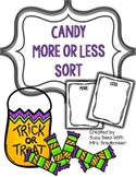 Candy More or Less Sort