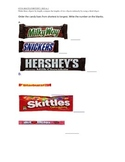 Candy Packet CCSS.MATH.CONTENT.1.MD.A.1
