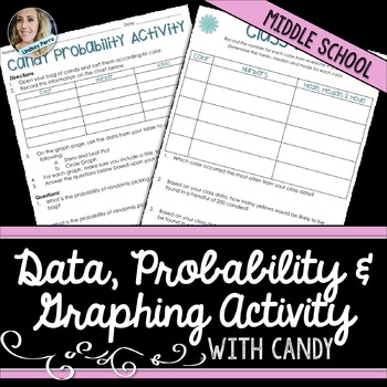 Data, Probability and Graphing Activity