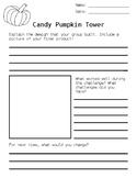 Candy Pumpkin Tower