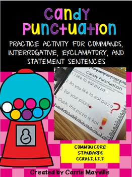 Candy Punctuation
